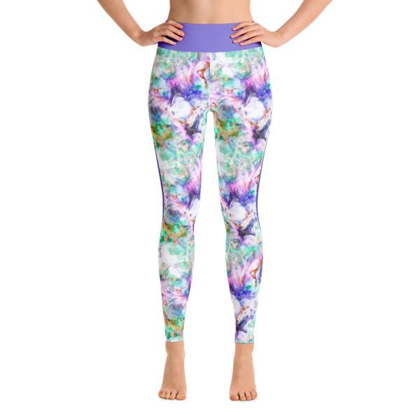 4157854571 Mermaid Pants Green Blue Yoga Leggings - Buy Print Leggings Online ...
