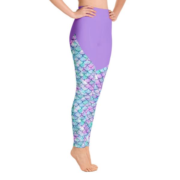 479b69b522e3 Patterned Running Multi Colored Athletic Yoga Leggings - Buy Print ...