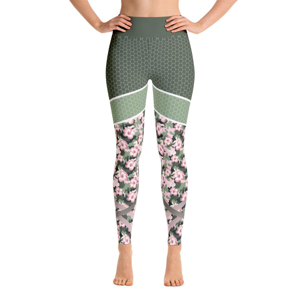 fbb2775417441 Camouflage Print Leggings - Online Printed Leggings Store FlexyFeli