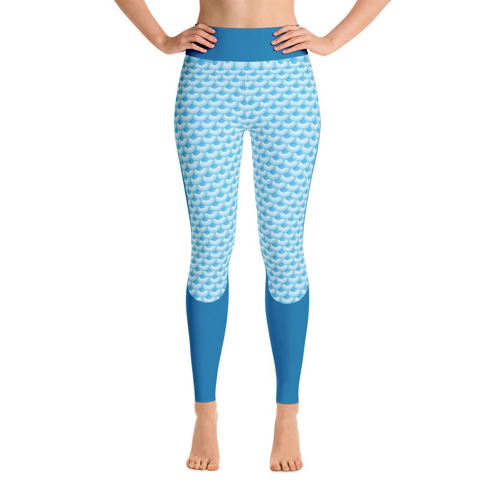 043b01fe257acf Mermaid Print Leggings - Online Printed Leggings Store FlexyFeli