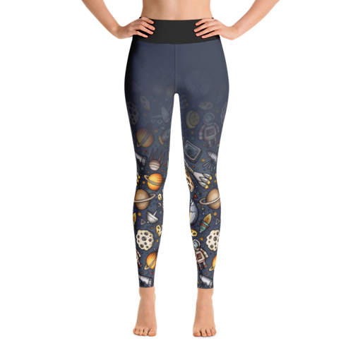 ec2144cf2db06f FlexyFeli: Printed Leggings for Women - Unique Own Print Design ...