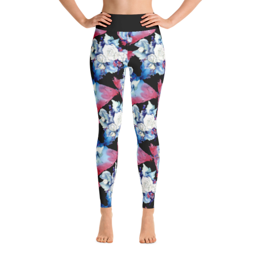672ea7e0ace53 FlexyFeli: Printed Leggings for Women - Unique Own Print Design ...
